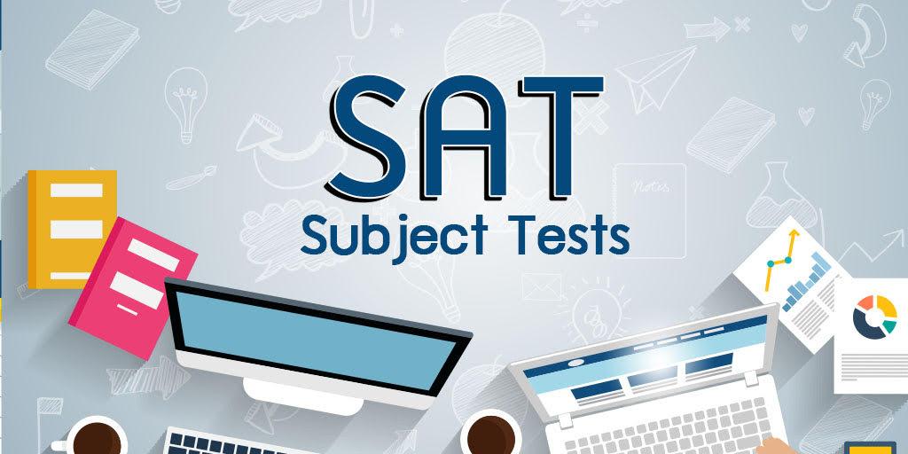 SAT Subj Test Planner