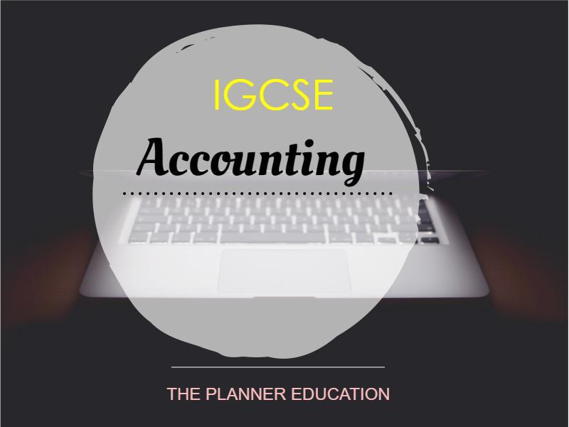 ติวสอบ IGCSE Accounting ที่ไหนอย่างไร