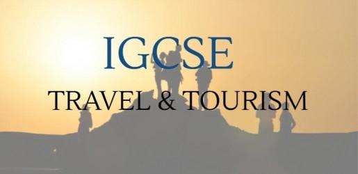 igcsetravelandtourism