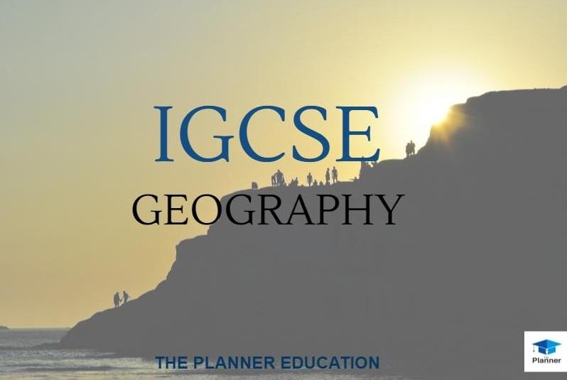 IGCSE กับวิชา Geography